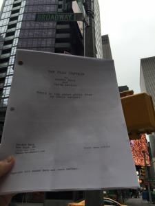 Broadway FLAG script